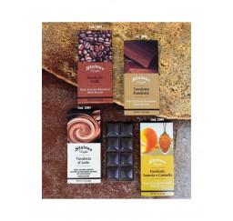 Tavolette di cioccolato...