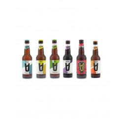 Mix degustazione birra...